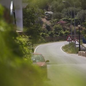 Urbanismo de Frailes | Travesía