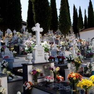 Urbanismo de Frailes | Cementerio