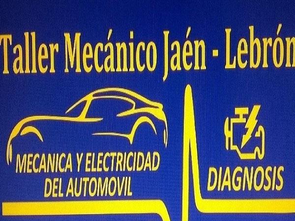 Taller Mecánico Jaén-Lebrón