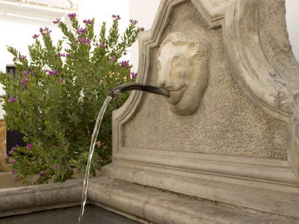 Conoce nuestras fuentes   Fuente de la Plaza de los Toros