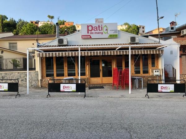 bar 'El Patio de Mango'